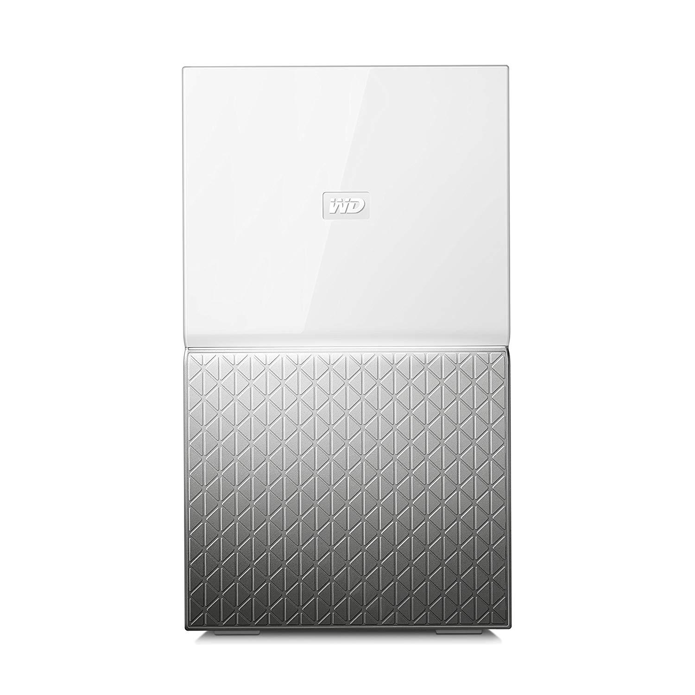 Hard Drives WD 16TB External My Cloud Home Duo NAS