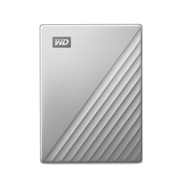 Hard Drives WD 4TB My Passport Ultra Mac USB3 External HDD