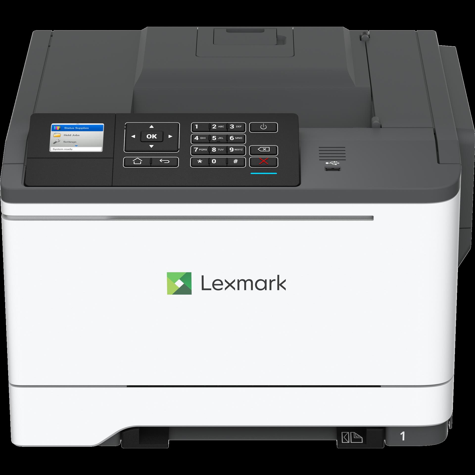 Laser Printers Lexmark CS521dn A4 Colour Laser Printer