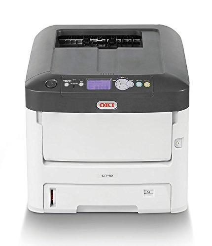 Laser Printers Oki C712DN A4 Colour Laser Printer