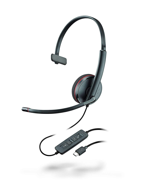 Blackwire C3210 USB C Headset