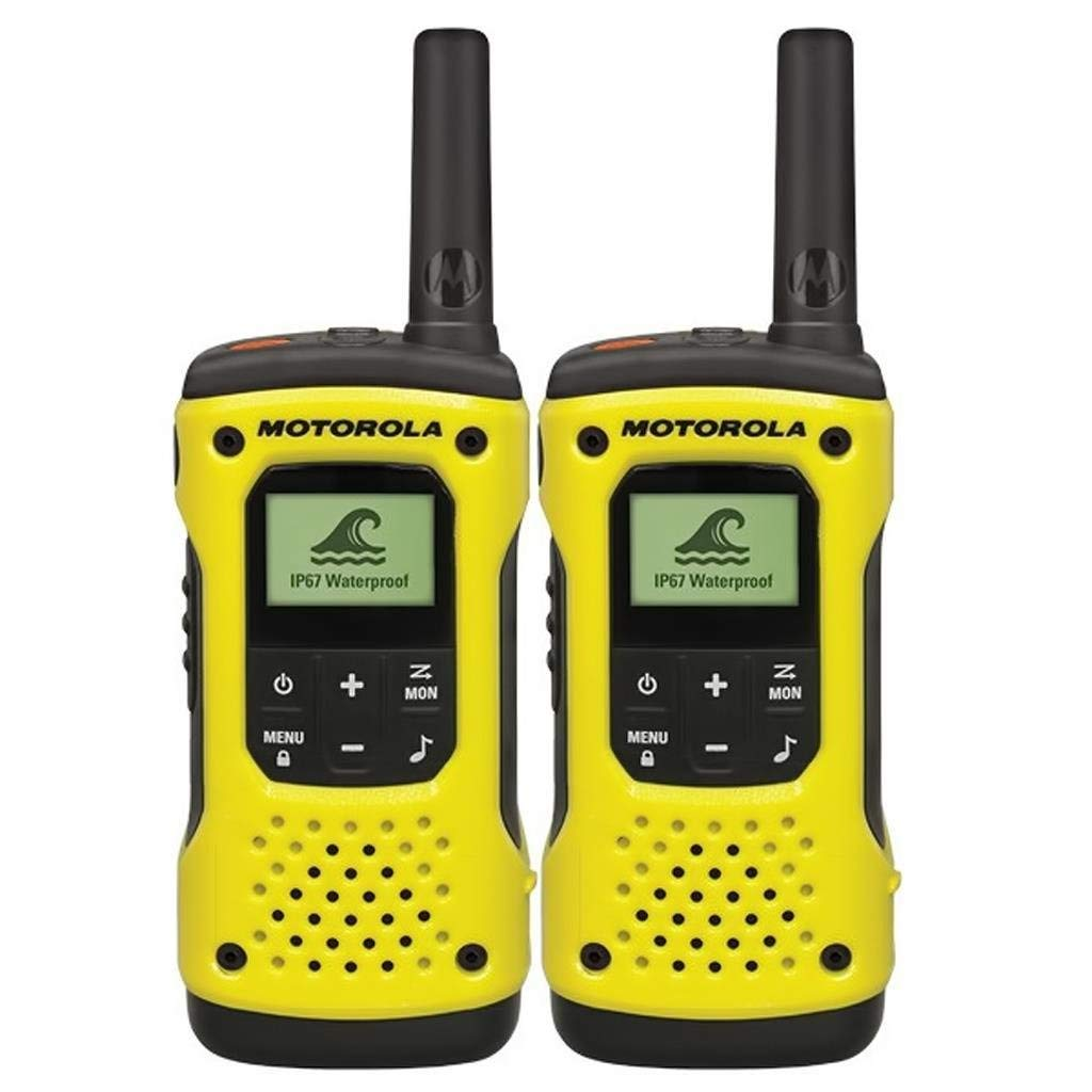 Motorola TLKR T92 H2O Walkie Talkie Twin Pack