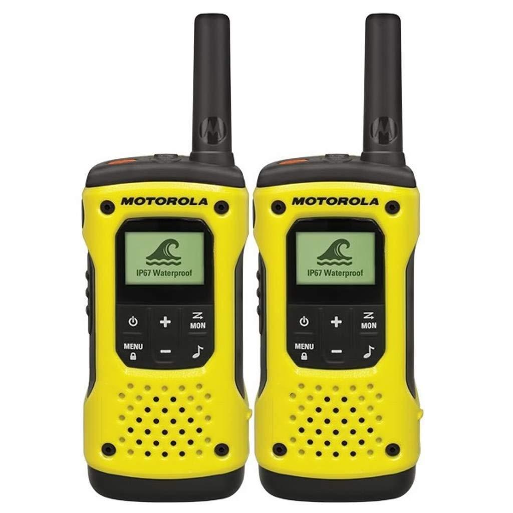 Radio Communications Motorola TLKR T92 H2O Walkie Talkie Twin Pack