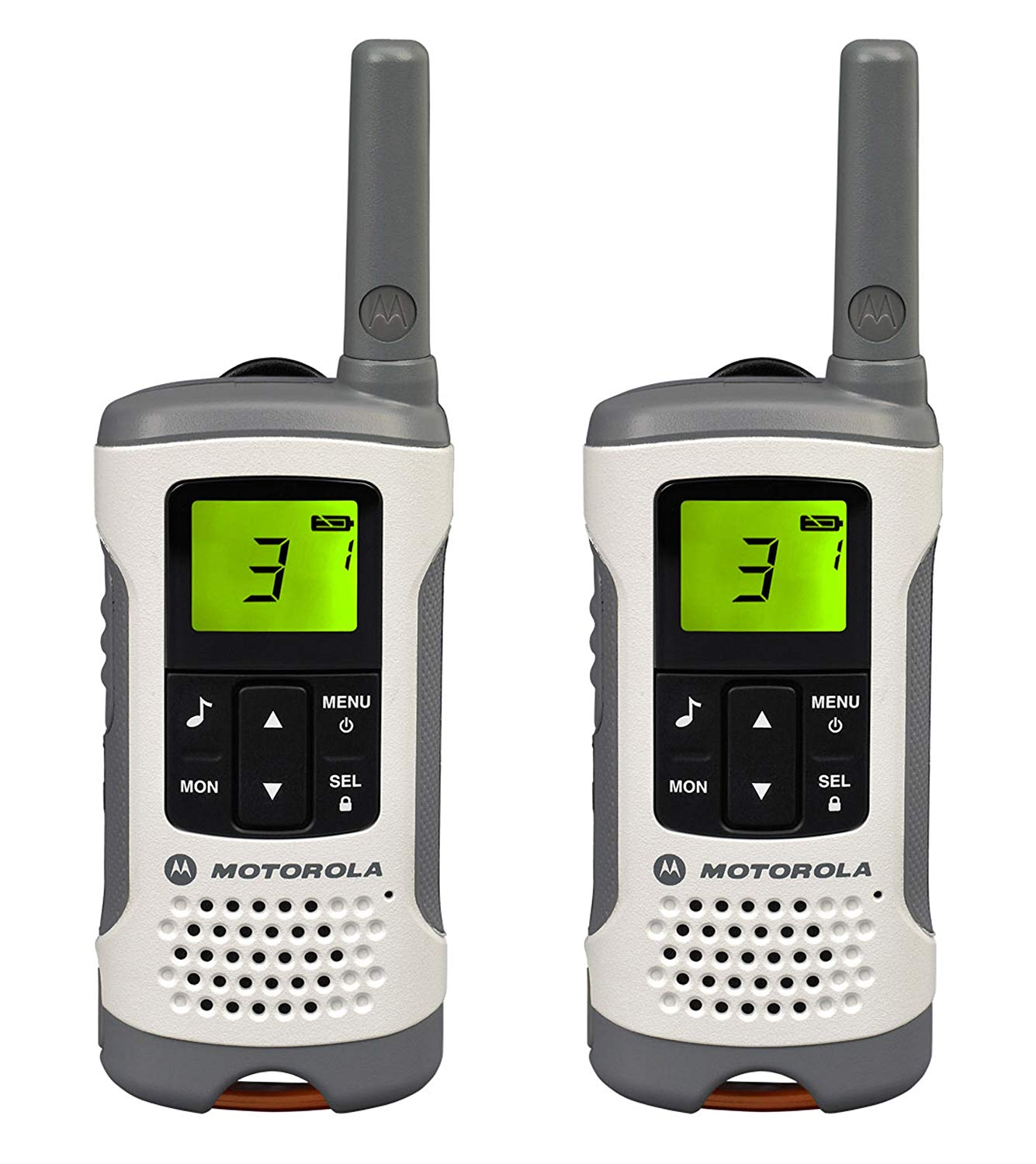 Motorola TLKR T50 2 Walkie Talkie Twin Pack