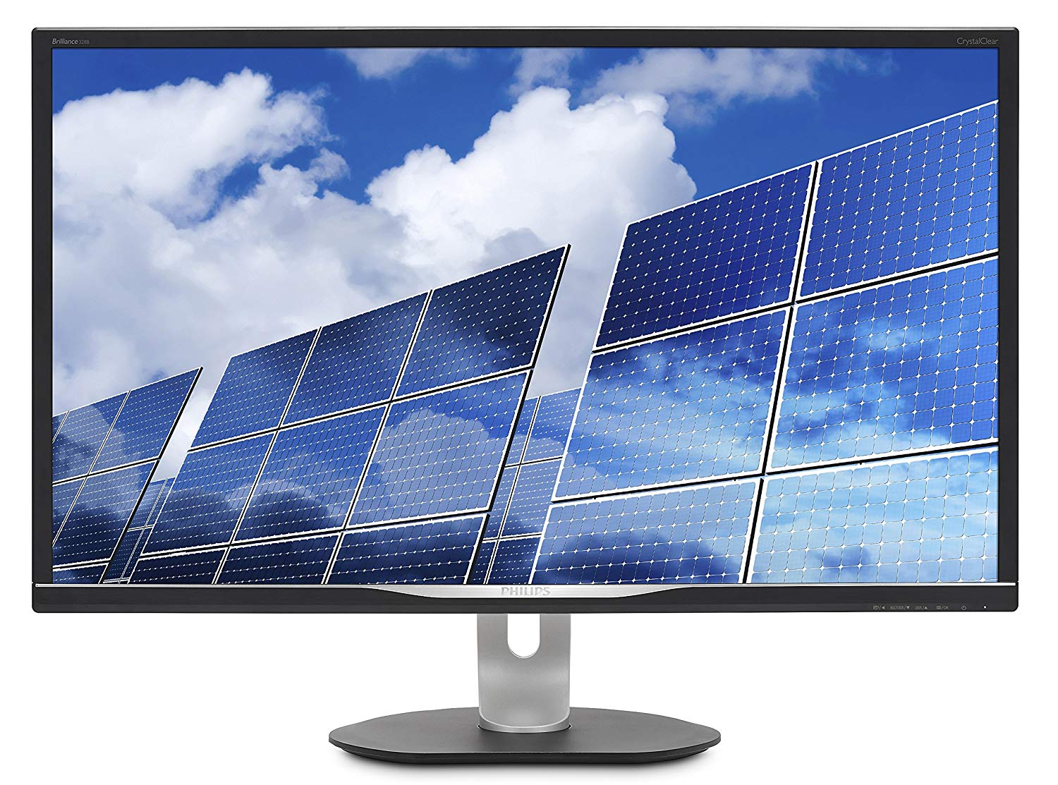 Monitors Philips 328B6QJEB 32in QHD LCD Monitor