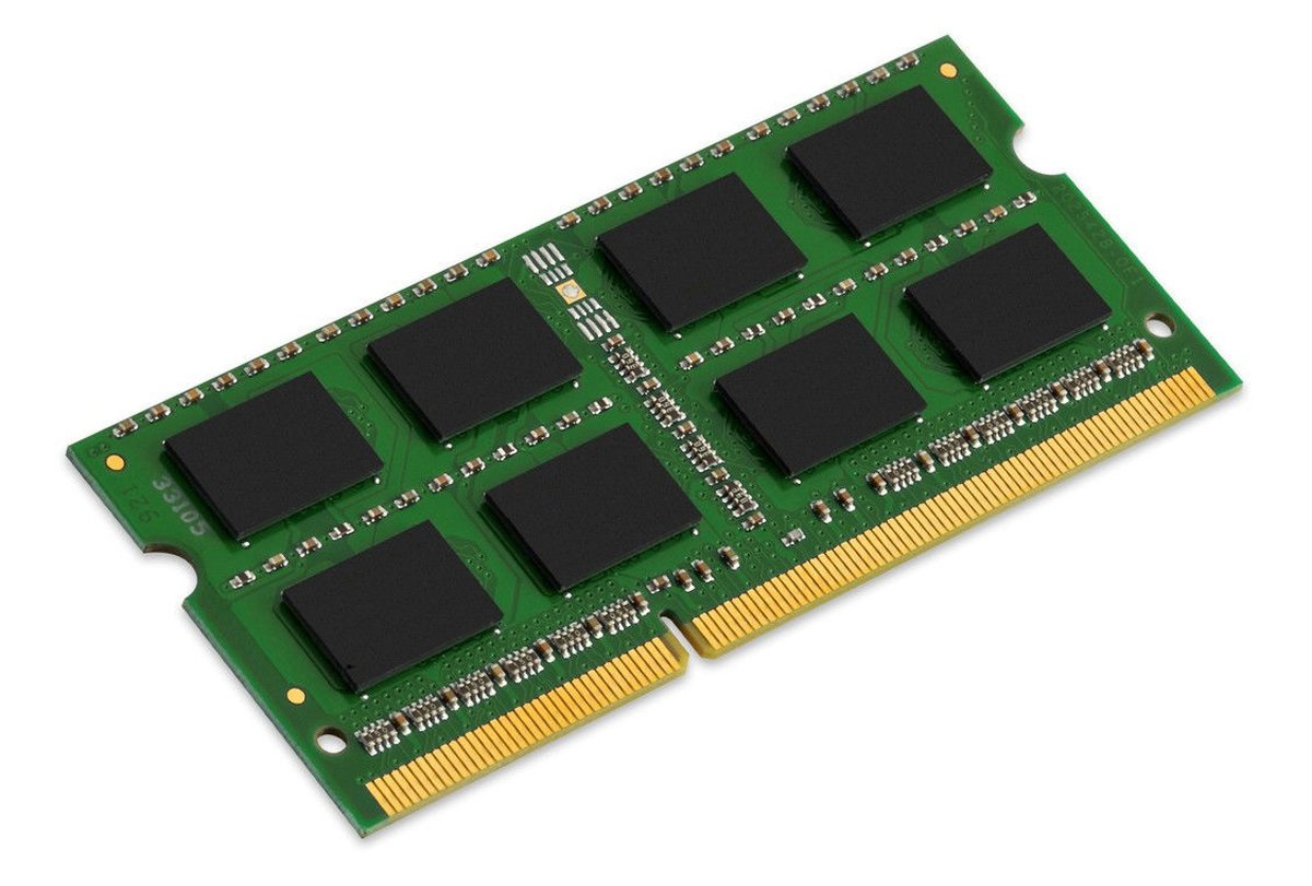 2GB 1600MHz DDR3L Non ECC SODIMM 1.35V