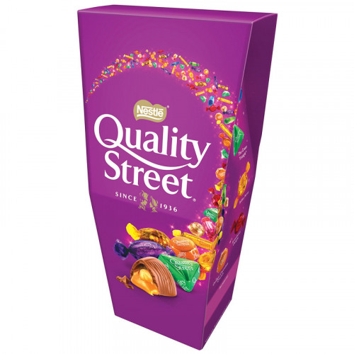 Nestle Quality Street (265g) Chocolates Box Assorted