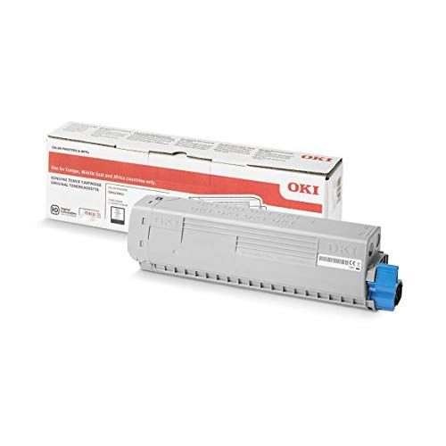 Laser Toner Cartridges OKI 46861308 Black Toner 10K