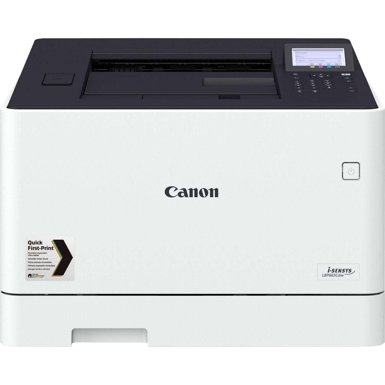 iSensys LBP621CDW Laser Printer