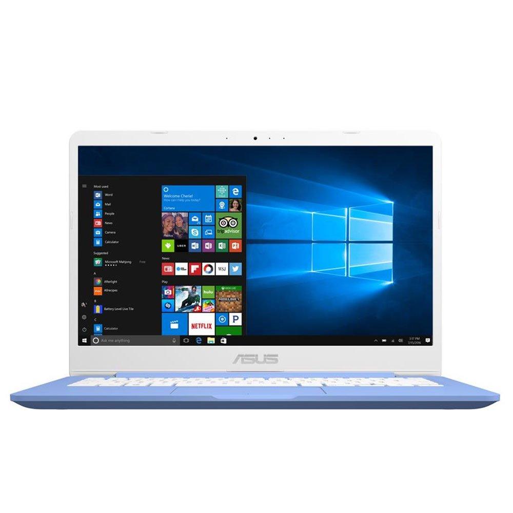 Asus E406MA Blue 14in N4000 4GB Notebook