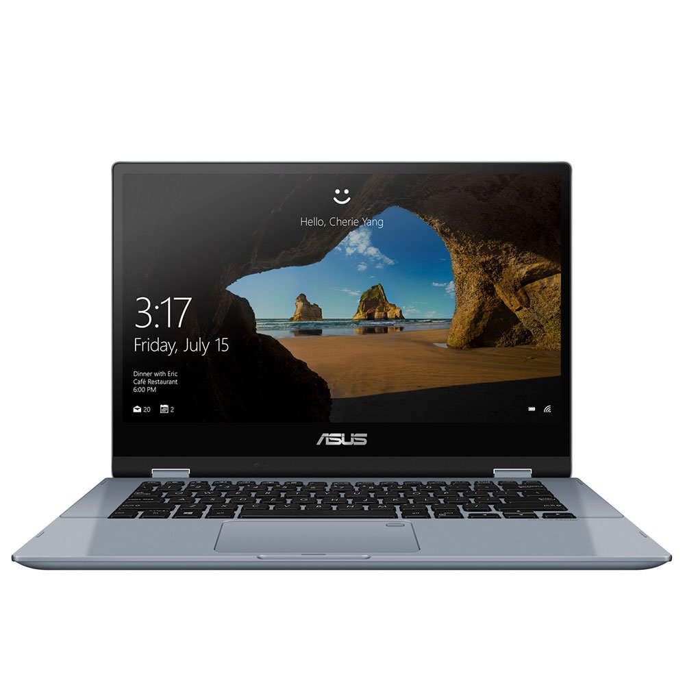 Laptops Asus Vivobook Flip TP412UA 14in i3 4GB 128GB
