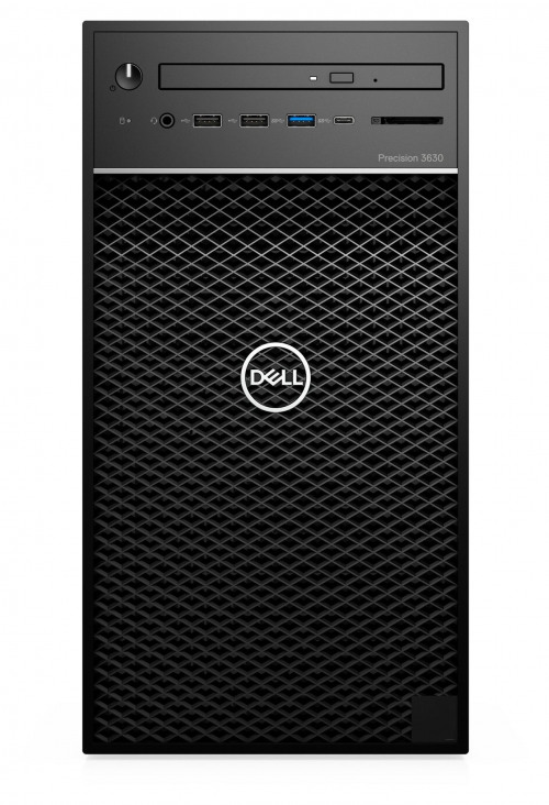 Dell Precision 3630 i7 8GB 1TB Black Tower
