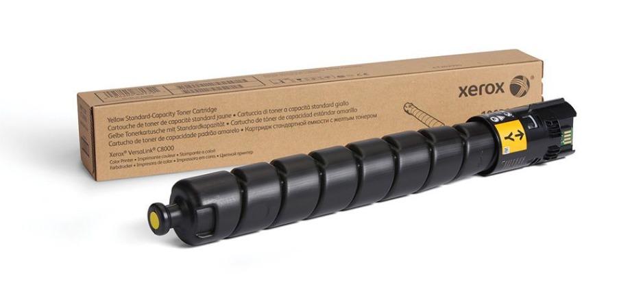 XEROX 106R04040 C8000 YELLOW TONER 7.6K
