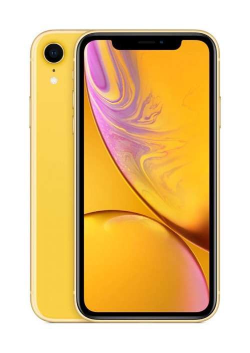 Mobile Phones Apple iPhone XR 128GB Dual Sim 4G Yellow