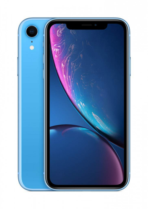 Apple iPhone XR 128GB Dual Sim 4G Blue