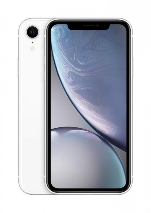 Apple iPhone XR 64GB Dual Sim 4G White