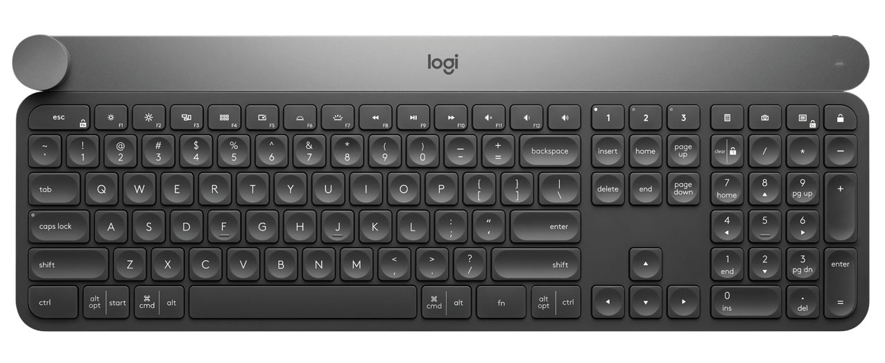 Logitech Craft Advanced Qwerty Keyboard
