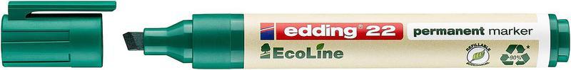 edding 22 EcoLine Perm CT Mrkr GR PK10
