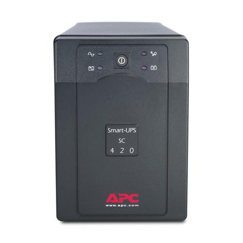 Computer Accessories APC Smart UPS Line Interactive 420