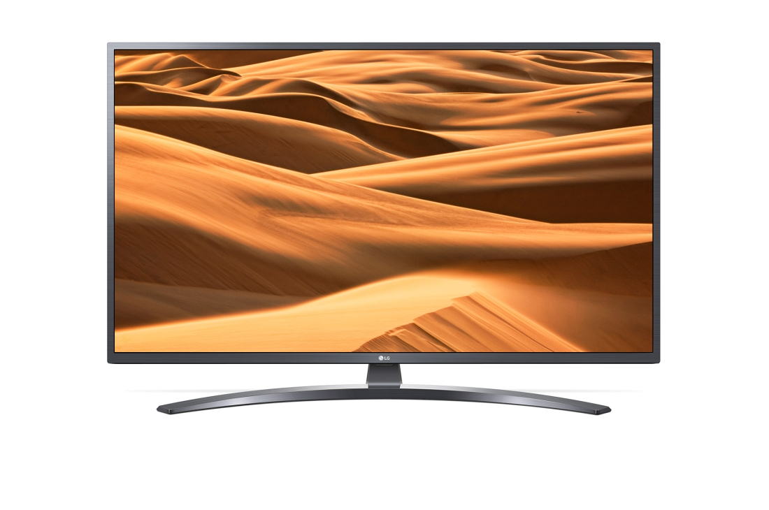 Televisions & Recorders LG UM7400 65in 4K UHD With Quad Core TV
