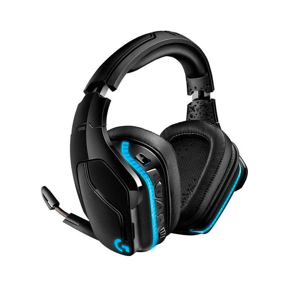 Headphones Logitech G935 Lightsync Wireless Gaming Headset
