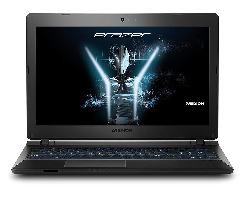 Laptops Medion Erazer P6689 15.6in i7 8GB 1TB Notebook