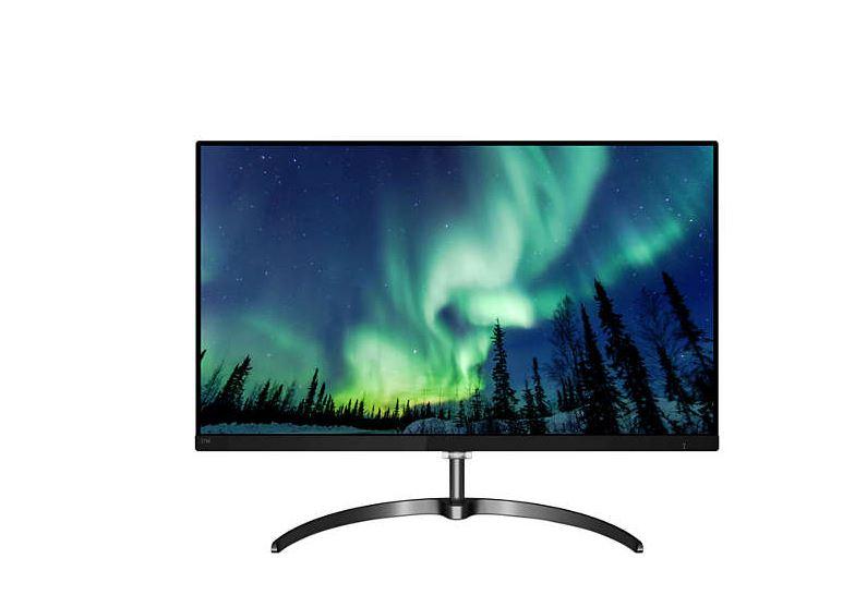 Monitors Philips 276E8VJSB 27in 4K IPS 4K HDMI DP Monitor