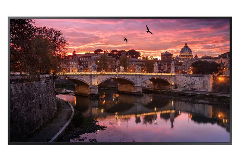 Televisions & Recorders Samsung QB55R 54.6in 4K USB HDMI DIGITAL SIGNAGE