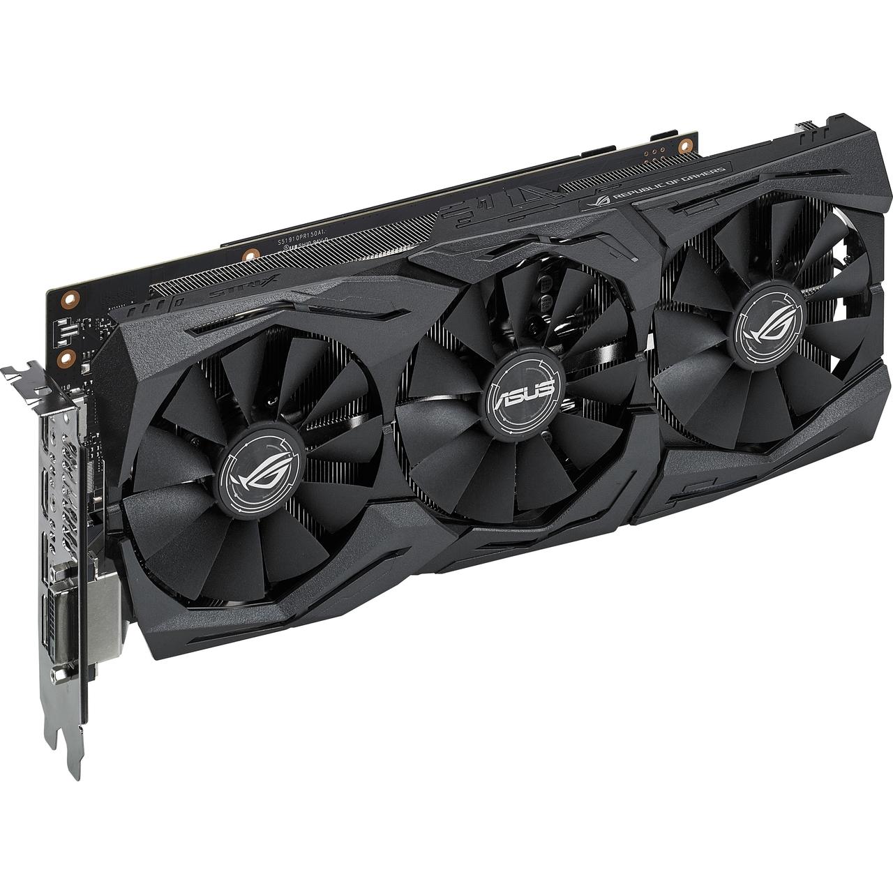 ASUS ROG STRIX GEFORCE GTX 1060 6GB DDR5