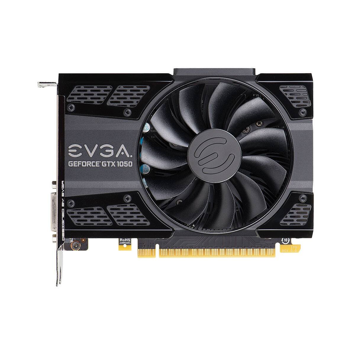 EVGA GTX 1050 SC 2GB DDR5 Graphics Card