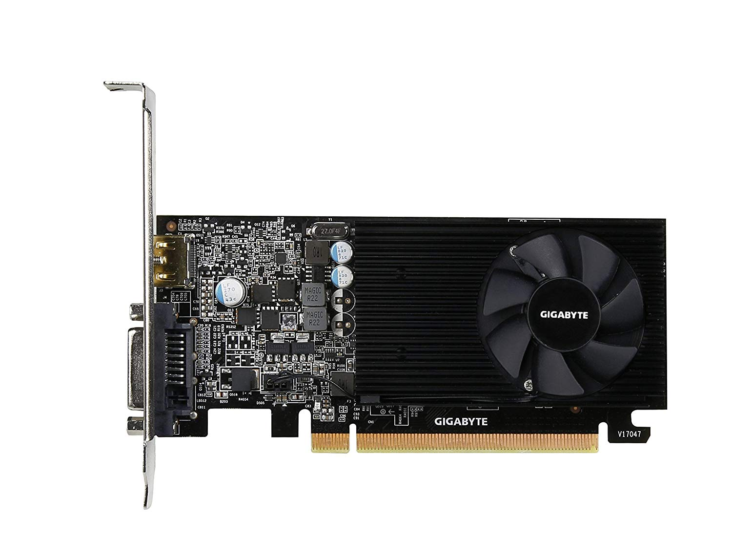 Gigabyte Geforce GT 1030 OC 2GB DDR5 Graphic Card