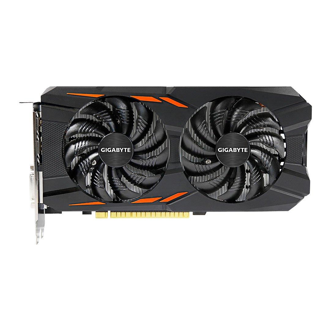 Gigabyte GTX 1050 Windforce OC 2GB DDR5