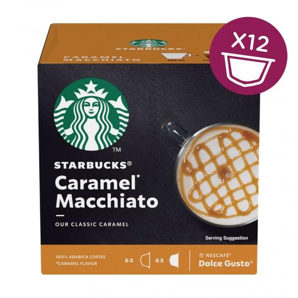 STARBUCKS  Caramel Macchiato PK3
