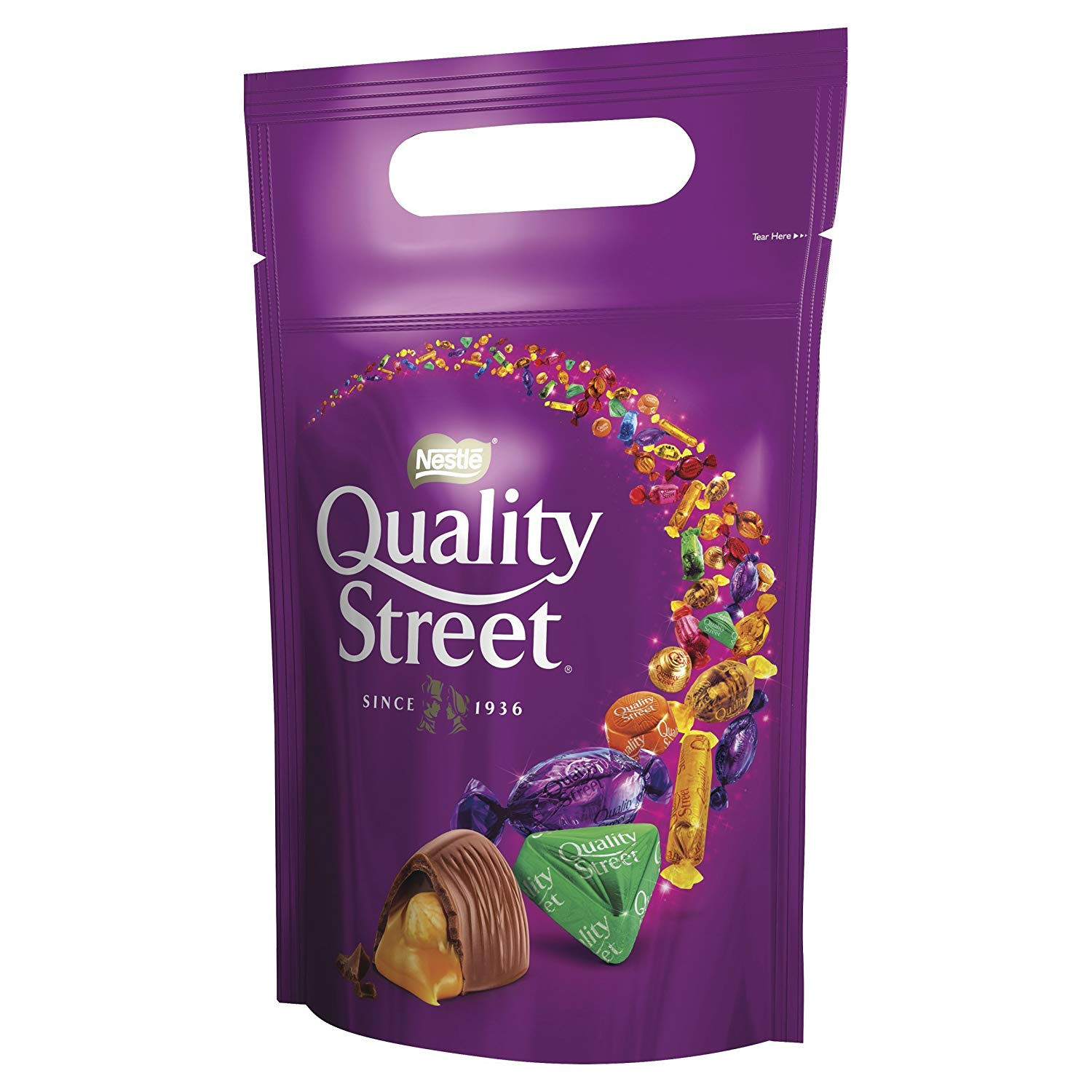 Nestle Quality Street (450g) Pouch of Chocolates