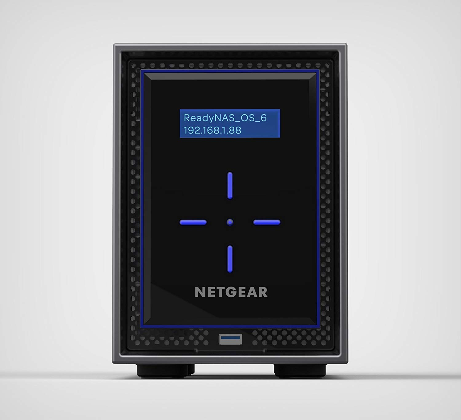 Netgear 4TB ReadyNAS 422 2GB RAM 2 Bay NAS