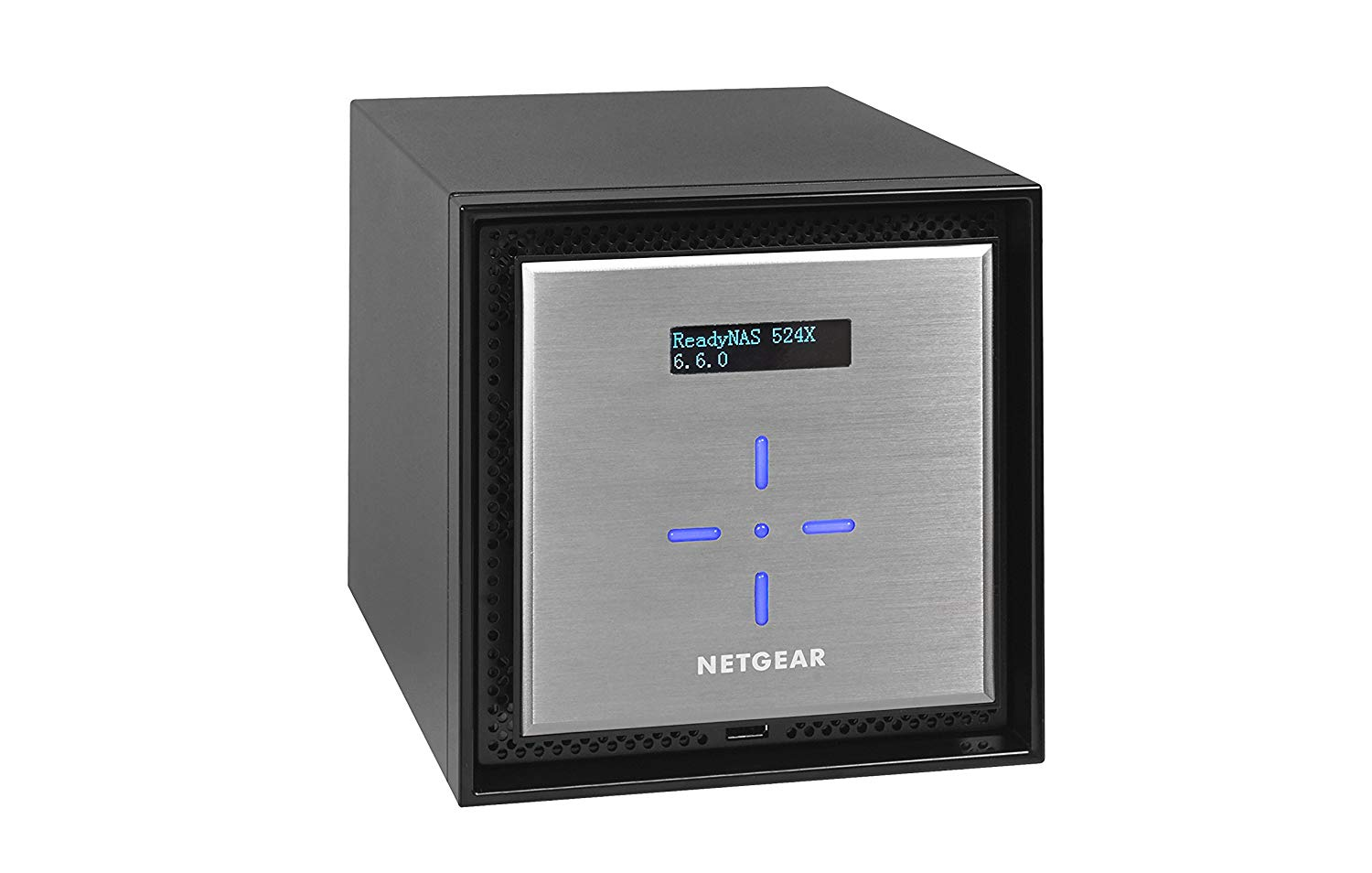 Netgear 40TB ReadyNAS 524X 4 BAY Diskless NAS