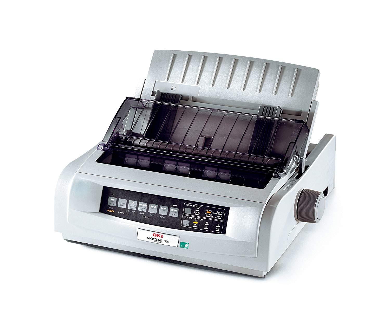 Inkjet Printers OKI ML5590eco 24 pin dot matrix