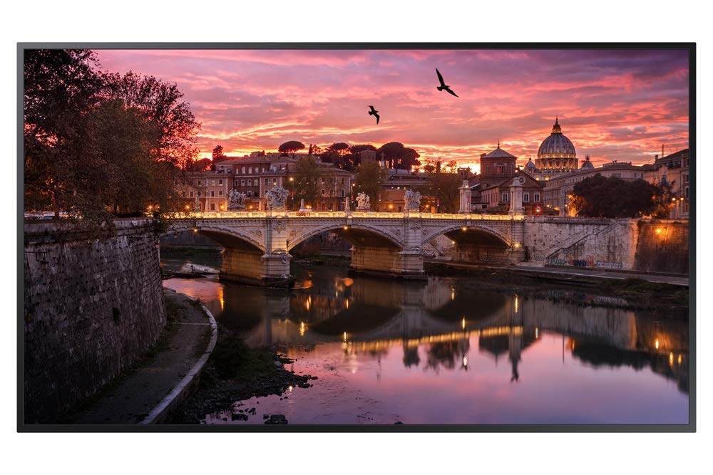 Televisions & Recorders Samsung QB75R 75in LED 4K UHD Signage Display