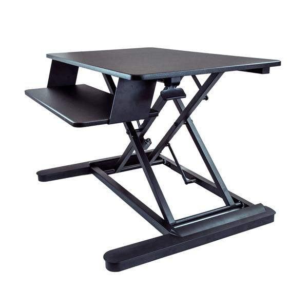 Startech Sit Stand Desk Converter Large 35in Wide