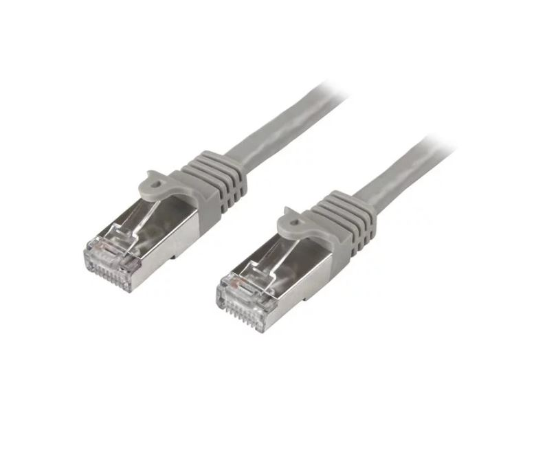 Cables & Adaptors Startech 5m Grey Cat6 SFTP Patch Cable
