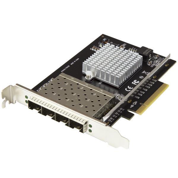 Servers Startech 4 Port SFP Server Network Card XL710