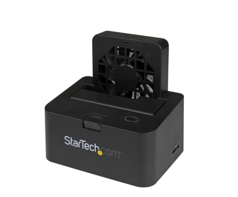 Hard Drives Startech USB 3.0 eSATA Dock For 2.5in 3.5in HDD