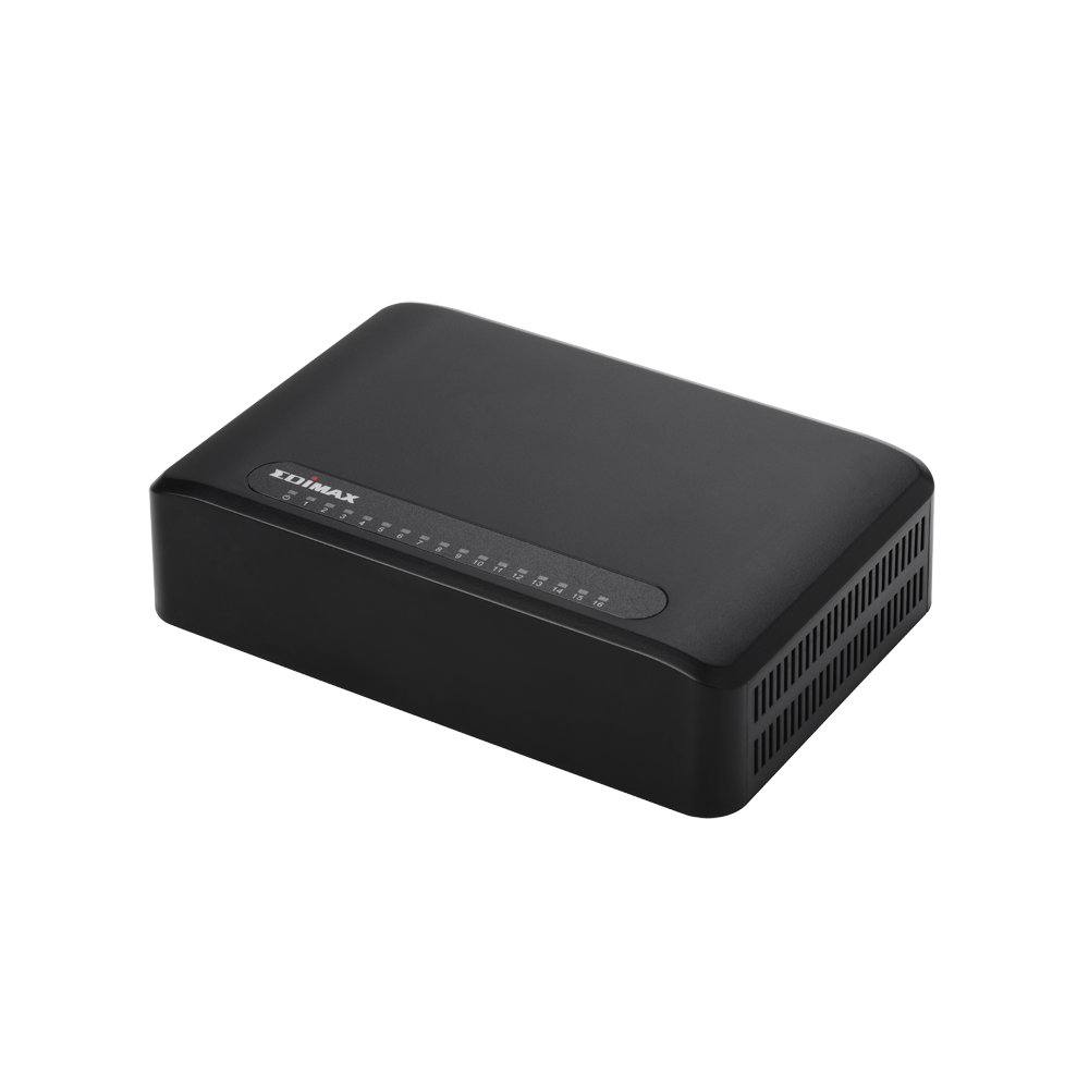16 Port Fast Ethernet Desktop Switch