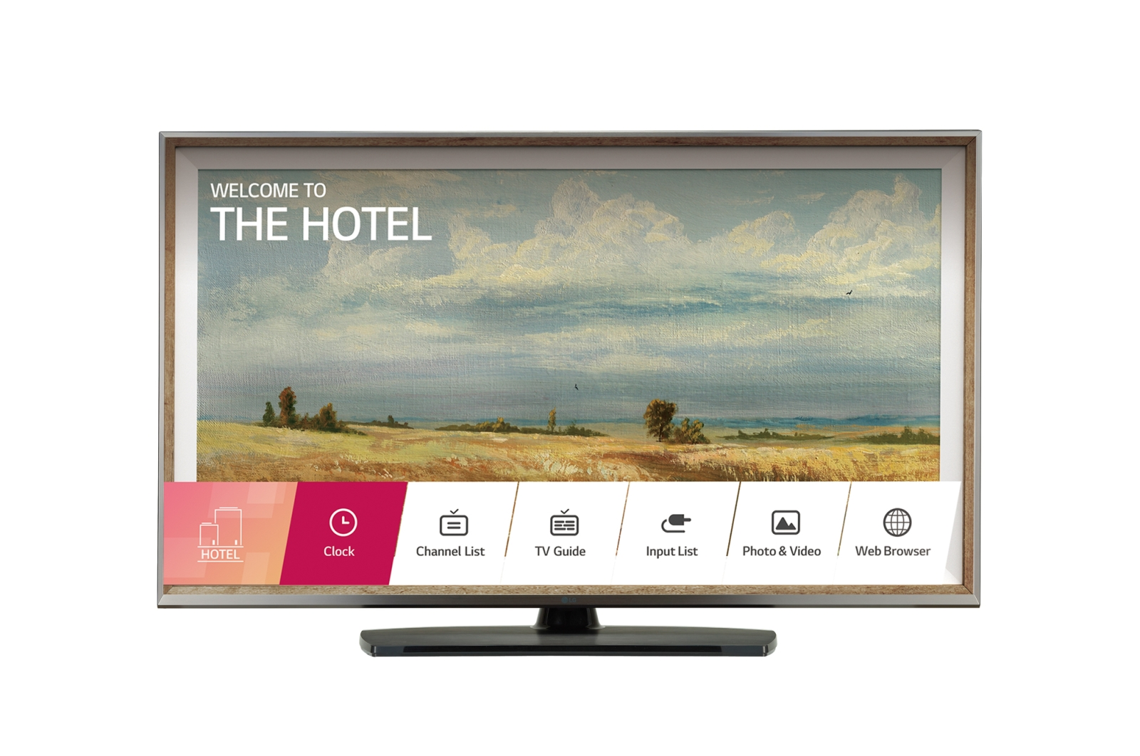 Televisions & Recorders LG55UU761H 55in 4K Smart Hotel TV