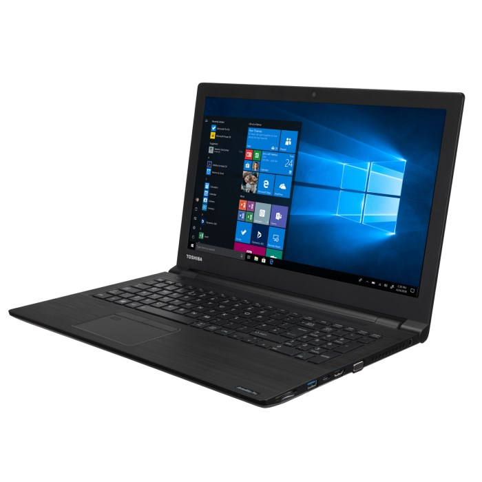 Sat Pro R50 15.6in i3 4GB 128G Notebook