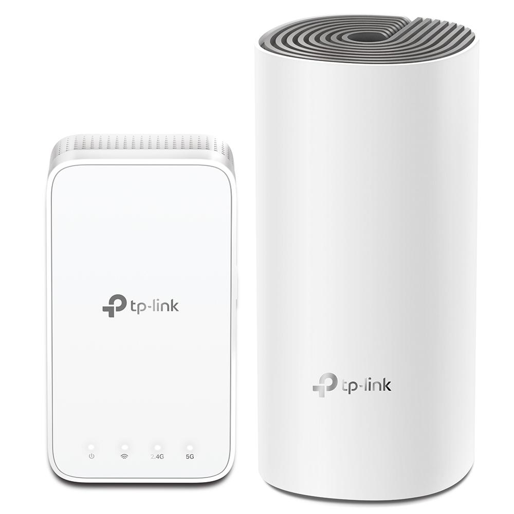 Deco E3 AC1200 Mesh WiFi System 2 Pack