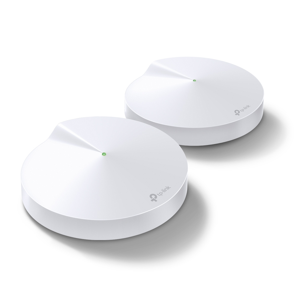 DECO M5 AC1300 HOME WIFI TWIN PACK