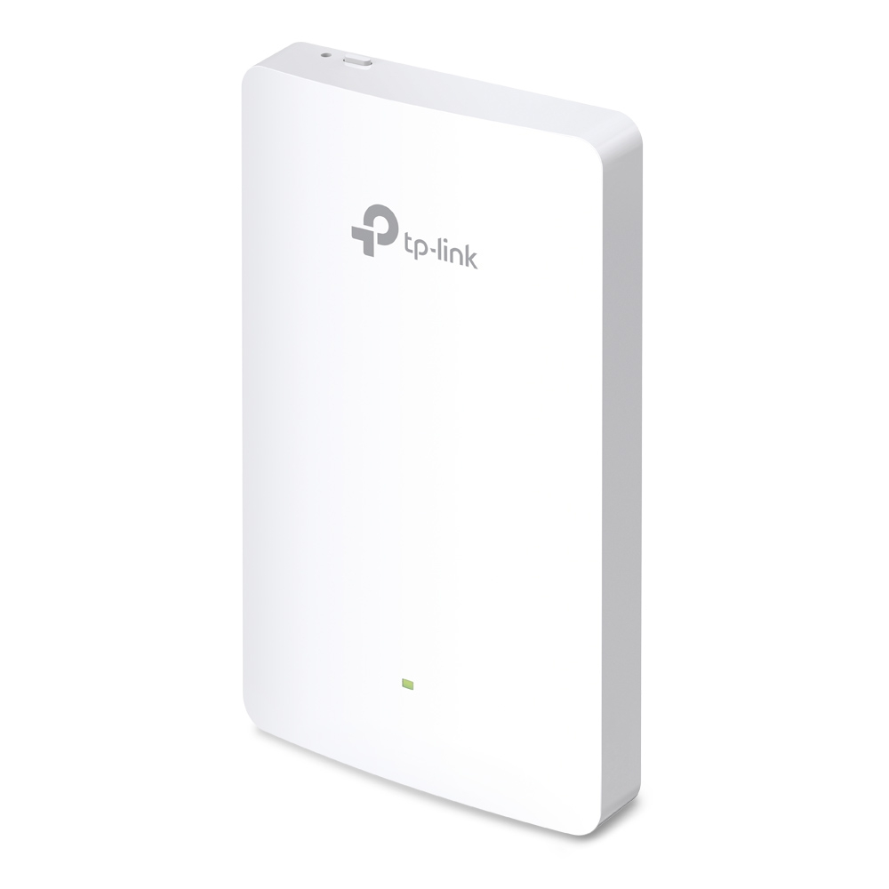 Omada AC1200 PoE Wireless Wall Plate AP