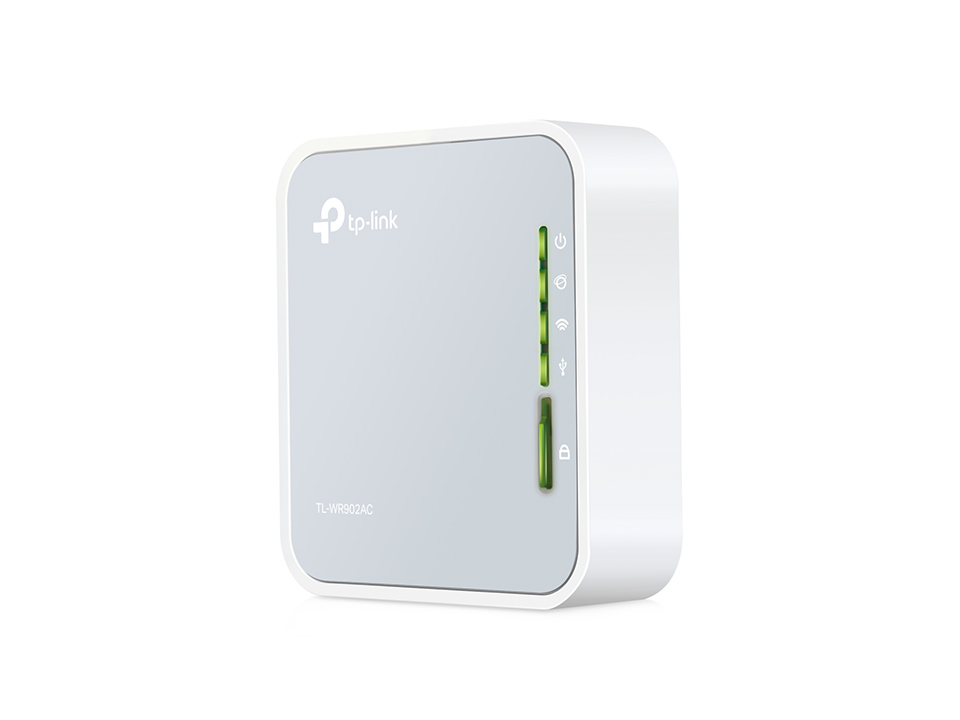 AC750 Dual Band Wireless 3G 4G Router