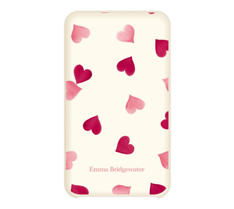 VQ 5000mA Powerbank EB Pink Hearts